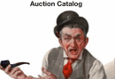 Matches Tribute Auction Catalog