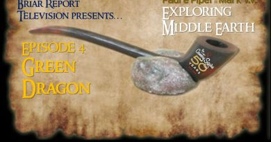 Country Squire's Middle Earth Series, Episode 4 – Green Dragon