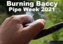 Burning Baccy Pipe Week Special Edition
