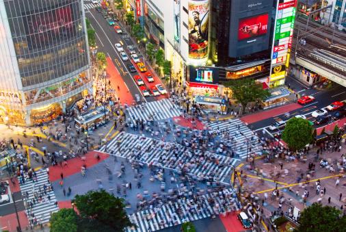 Shibuya - 渋谷