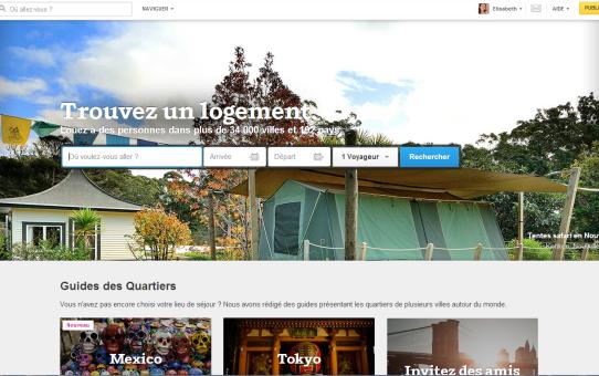 Airbnb, comment voyager à prix réduit