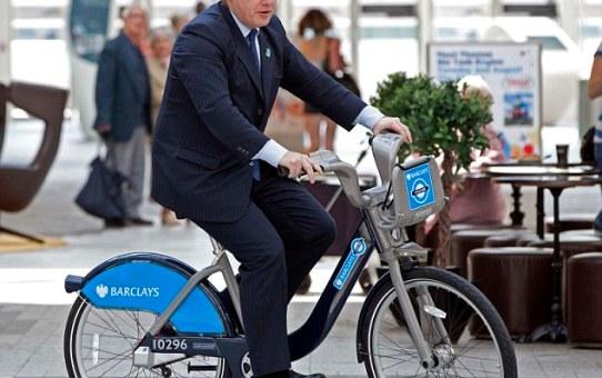 Boris, emmène-moi faire un tour à vélo