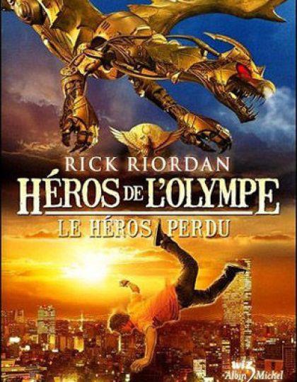 Héros de l'Olympe - Tomes 1 à 5 - Rick Riordan