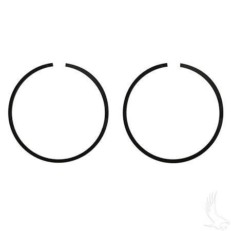 Piston Ring Set .25mm Yamaha Model G1 (2 Cycle) Gas # ENG-143