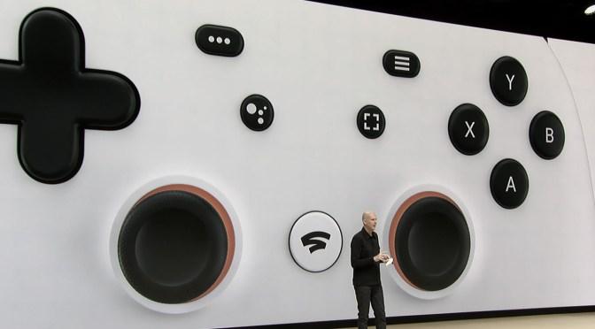 Stadia : et si le projet de Google jetait les bases du premier véritable univers virtuel réaliste ?