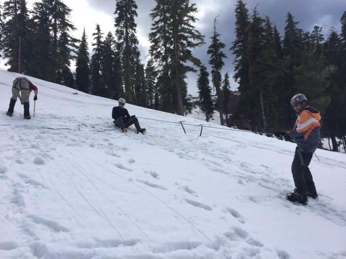 Intro to Snow Climbing Course