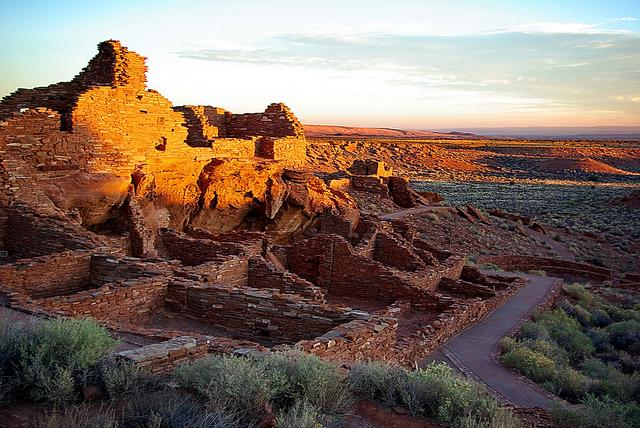 Wupatki National Monument Arizona under CC