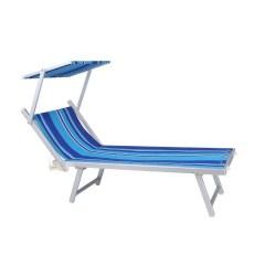 lettino-mare-pieghevole-sdraio-alluminio-righe-blu