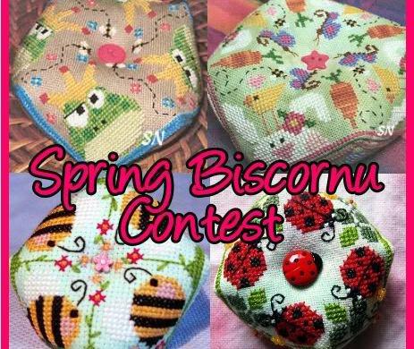 spring_biscornu_contest