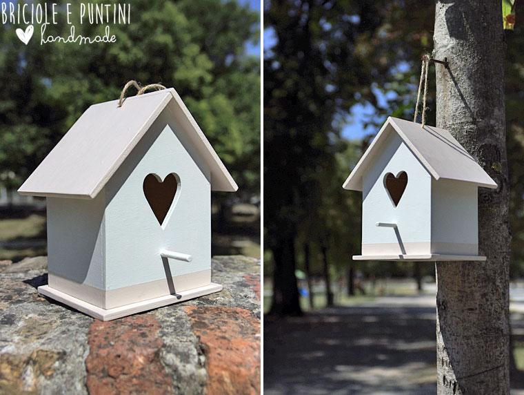 Top Aspettando la primavera: costruisci la tua birdhouse • Briciole e  DI92