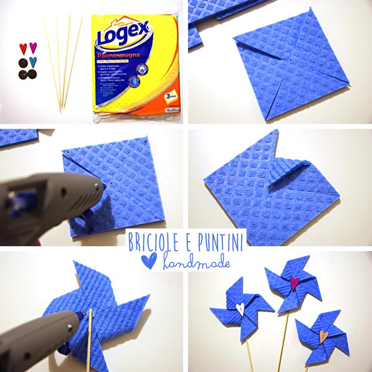 tutorial girandole fai da te #LogexCraftProject