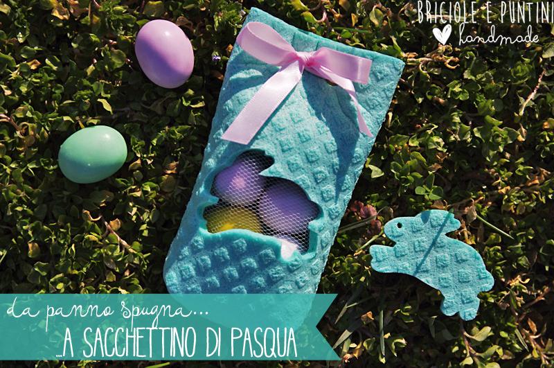 #LogexCraftProject - sacchettini di Pasqua fai da te