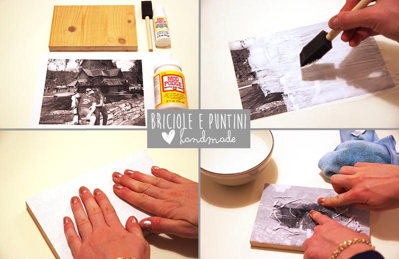 Come incollare la carta al legno | Fai da Te Mania