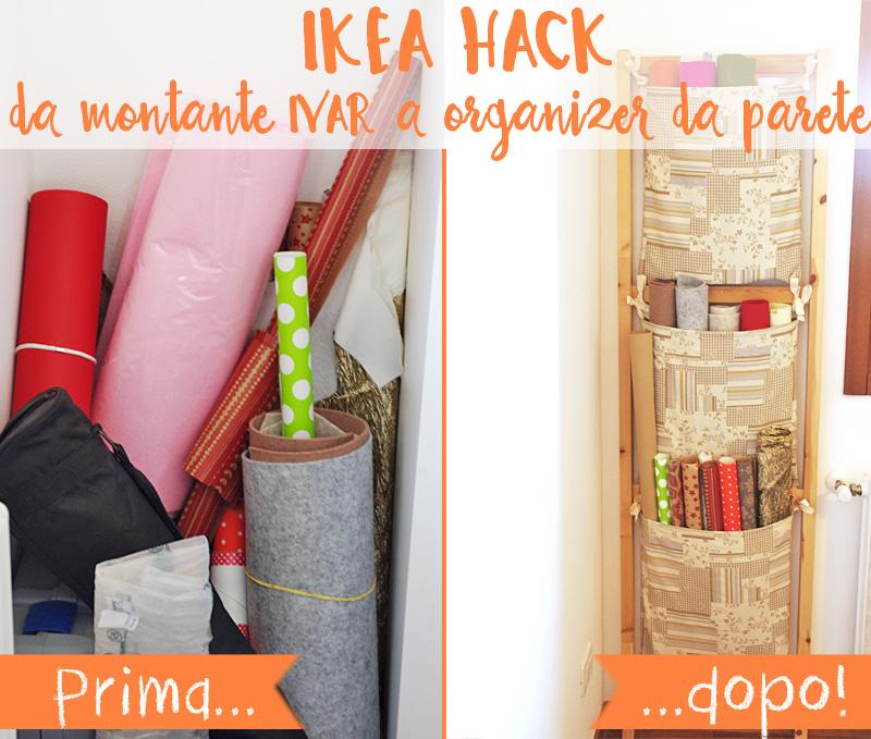 Ikea hack come creare un organizer da parete - Porta cd da parete ikea ...