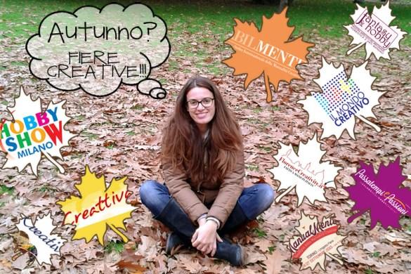 fiere creative autunno