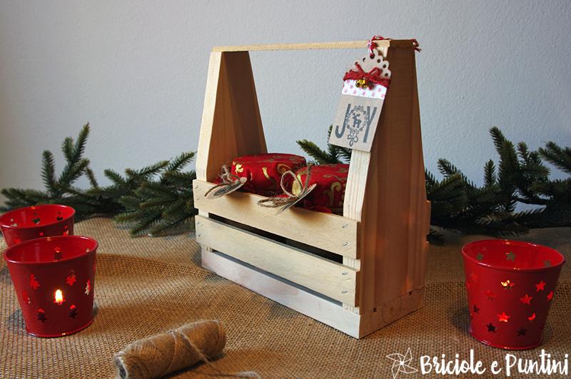 Regali fai da te toolbox in legno porta marmellate - Bricolage legno idee ...