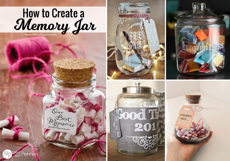 memory jar - il barattolo dei momenti più belli