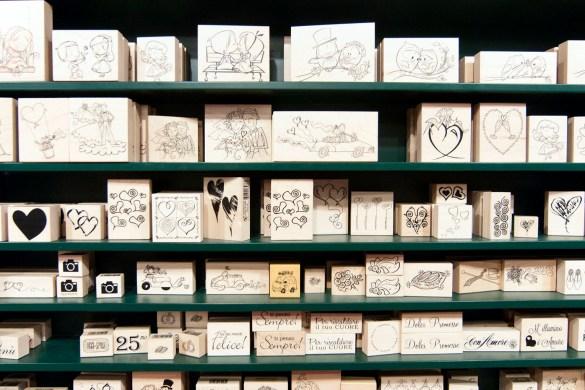 Impronte d'Autore - timbri e stamping ad Artigiano in Fiera