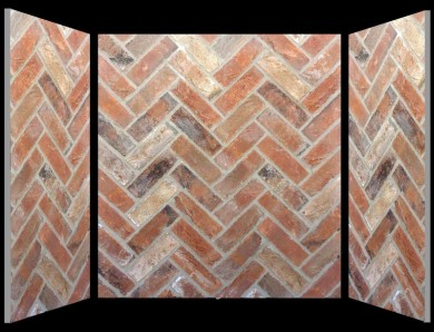 Brick Boards Heat Resistant Insulating Panels Made From