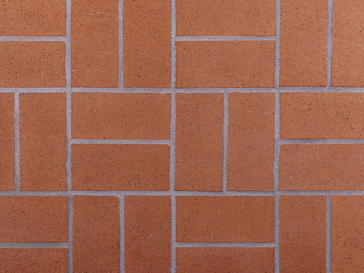 Brick Colored Tile