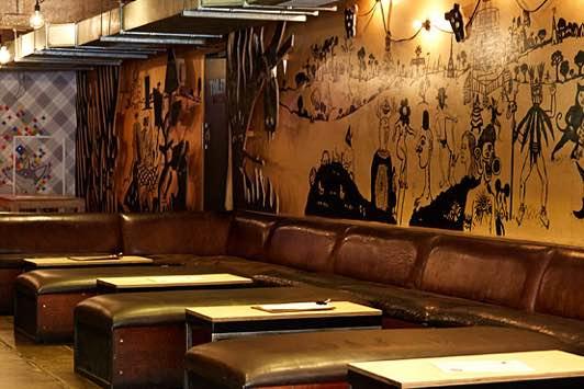 Big Chill Bar in Brick Lane