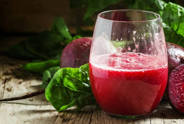 Health Benefits From Eating Beets