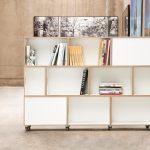 Furniture Unit On Wheels Brickbox