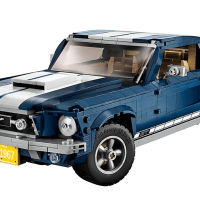 Lego 10265 Ford Mustang RC IR 遙控板 MOC