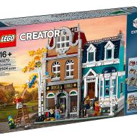 Lego 10270 Bookshop 書店香港 LEGO Certified Store HK 1月3日開售