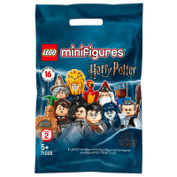 Lego 71028 Harry Potter Series 2 Minifigures 包裝曝光 9月上市