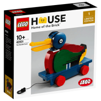 Lego 40501 The Wooden Duck 正式發售 Lego House 獨家發售