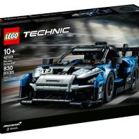Lego 42123 McLaren Senna GTR 已經正式發佈 首款 Lego Speed Champions 2021 組合