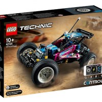 Lego 42124 Off Road Buggy 曝光 Lego Technic 2021系列支持Control+遙控操控