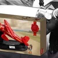 Lego 40450 Amelia Earhart Tribute 廣告透露更多資訊