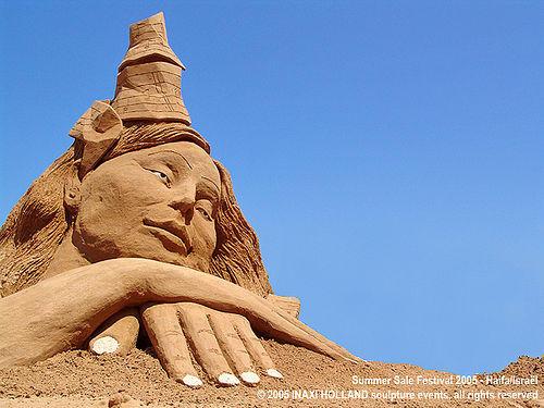 Pensieri di sabbia ...