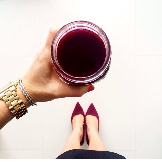 All Things the Color Plum