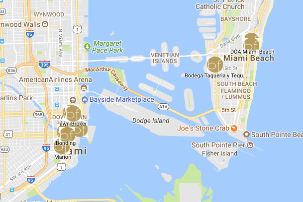 Brickell Miami Local Suggestions for Happy Hour Hot Spots and Cocktails