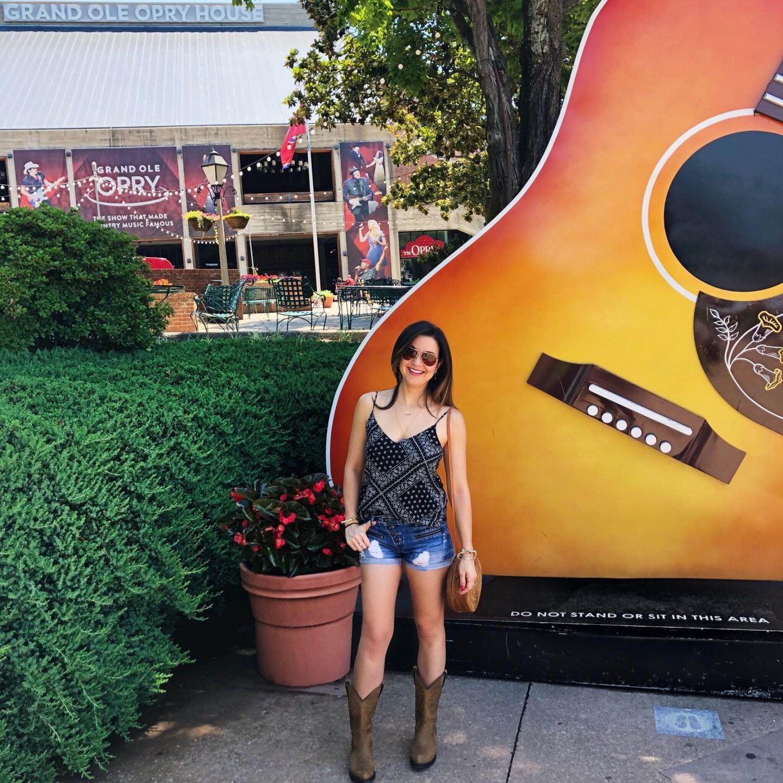 Nashville Road trip