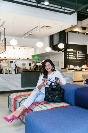 A New Spot for Coffee and Business Advice the Capital One Cafe™ in Brickell