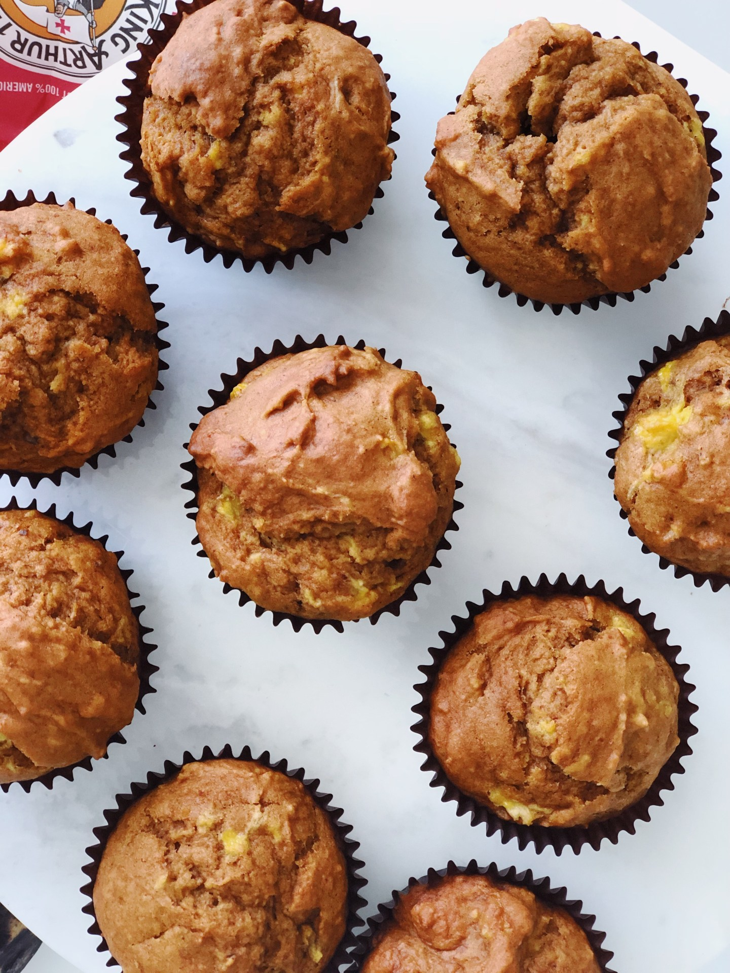 Pumpkin and Maduro Plantain Muffins That Are Healthy and Easy To Make