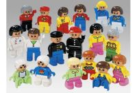 LEGO Dacta 1995 Sets - Price and Size