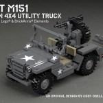 Mutt Multi Utility Tactical Truck