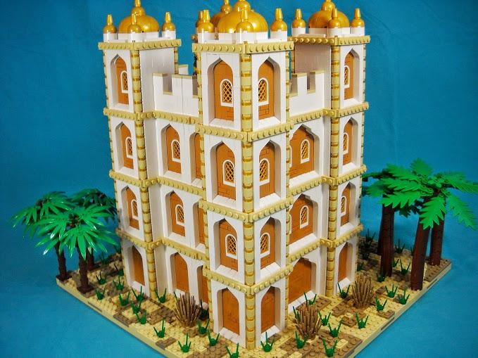 Palais Arabe Lego BrickMafia