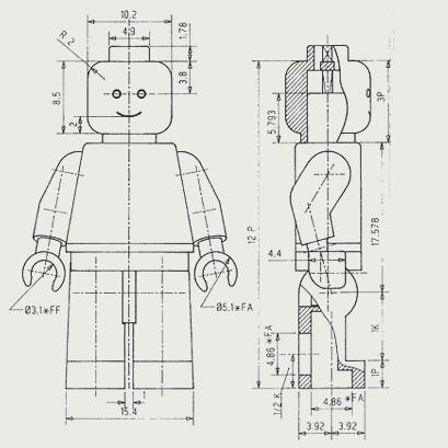 Les Minifigurines Lego, un large choix de personnalisation