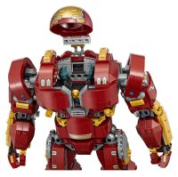 LEGO 76105 Marvel Avengers: Infinity War - The Hulkbuster ...