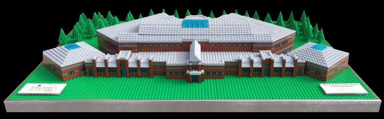 Custom Lego Replica Models of Buildings  Landmarks  Brick Model Design