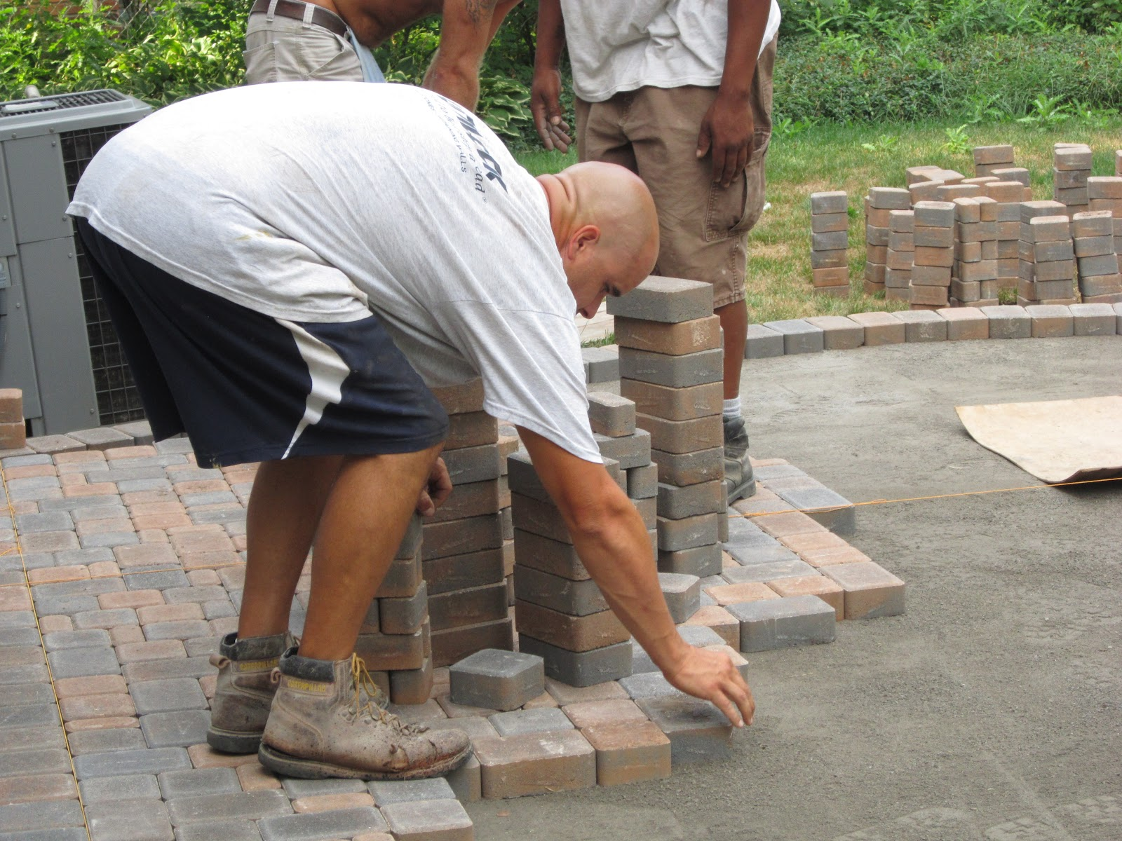 How Much Do Patio Pavers Cost Apex Brick And Landscape Services Inc