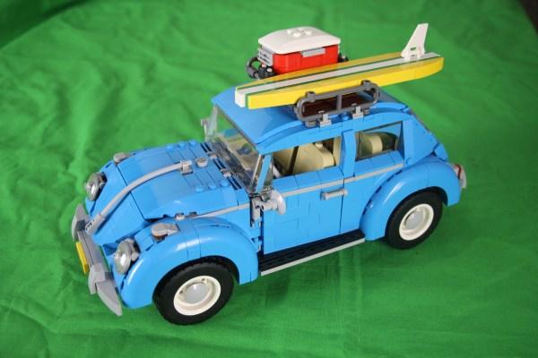 10252 - Volkswagen Beetle