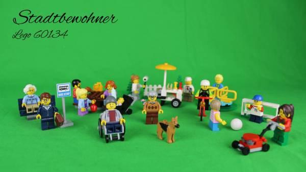 Lego 60134 - Stadtbewohner