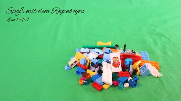 Lego 10401 - Spaß mit dem Regenbogen